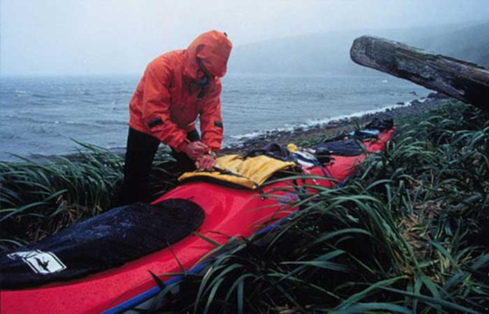 BIRTHPLACE OF THE WINDS: Sea Kayaking Alaska
