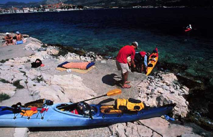 BORDERLAND: Sea Kayaking Croatia