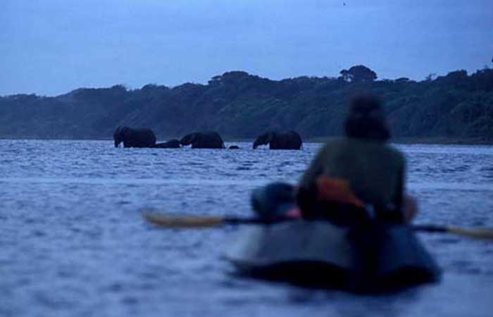 THE LOST COAST OF GABON: Sea Kayaking West Africa