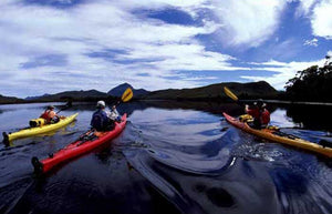 AROUND TASMANIA: Sea Kayaking Australia