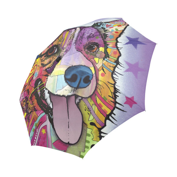 Dog Auto-Foldable Umbrella (Model U04)