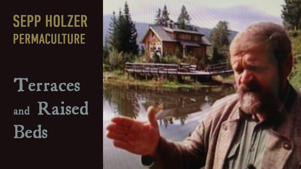 SEPP HOLZER'S PERMACULTURE: 3 Films About Permaculture Farming