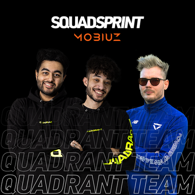 Quadrant Make Their Debut in Veloce's Squadsprint Season Three.