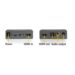 Mamitek Connect AE14 HDMI 4K Audio Extractor