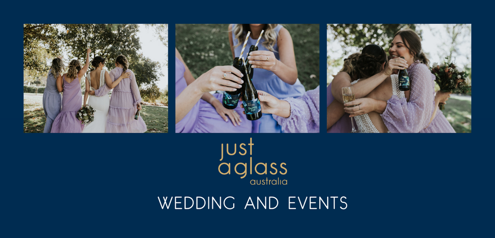 Just a Glass Weddings and Events