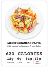 Load image into Gallery viewer, MEDITERRANEAN PASTA