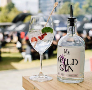NEW YEAR SPECIAL: KIS Wild Gin | 2 x 700ml Bottle Carton | 43% ABV