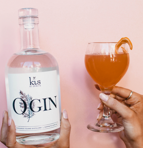 KIS O'Gin | 2 x 200ml Bottles | 43.5% ABV