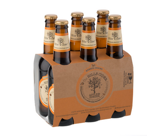 Hills Cider Apple & Ginger | 24 x 330ml Bottle Carton | 8.0% ABV