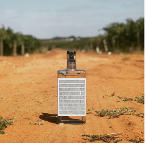 Needle and Pin Riverland Dry Gin | 6 x 500ml Bottle Carton | 40% ABV