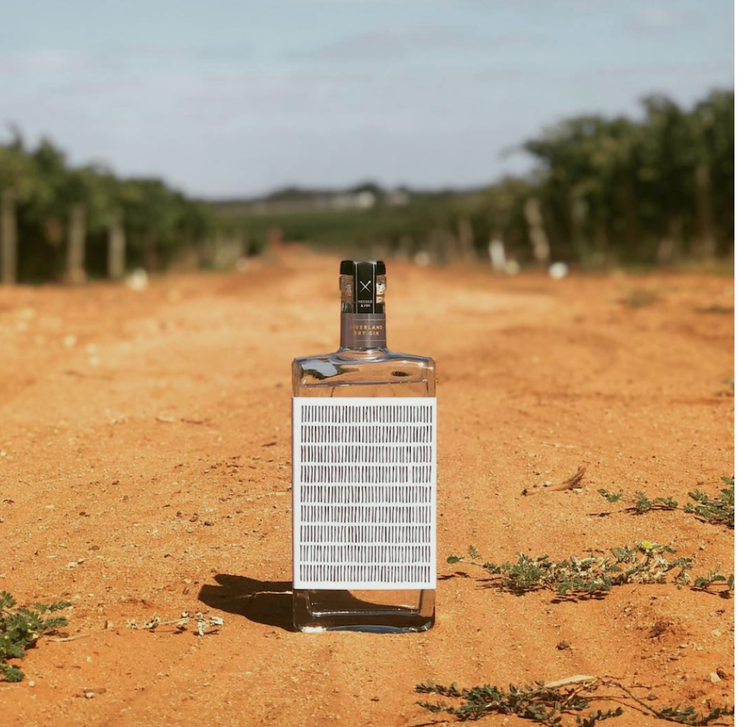 CHRISTMAS SPECIAL: Needle and Pin Riverland Dry Gin | 2 x 500ml Bottles | 40% ABV