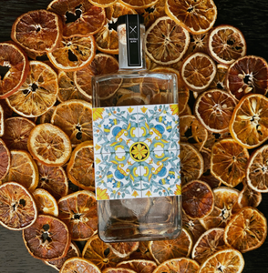 CHRISTMAS SPECIAL: Needle and Pin Sevilli Gin | 2 x 500ml Bottles | 40% ABV