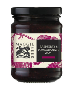 Maggie Beer | Raspberry & Pomegranate Jam | 285gm