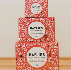 Baylies Epicurean Delights | Cake & Pudding