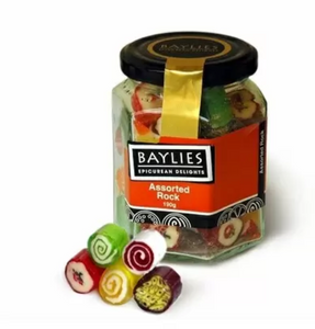 Baylies Epicurean Delights | Confectionary 140gm-175gm