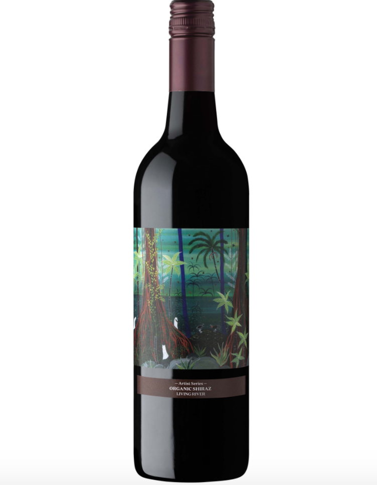 Living River Shiraz | Organic | 6 x 750ml Bottles