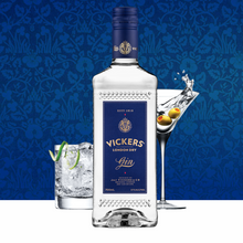 Load image into Gallery viewer, CHRISTMAS SPECIAL: Vickers London Dry Gin | 2 x 700ml Bottles