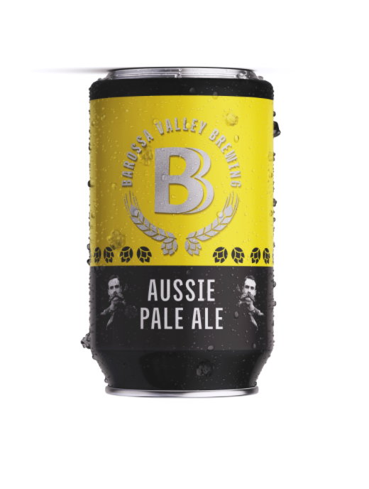 BEER SPECIAL: Barossa Valley Brewing Aussie Pale Ale | 24 x 375ml Can Carton | 4.1% ABV