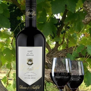 CHRISTMAS SPECIAL: Hart of Barossa Museum Release | 'Ye Faithful' Gift Box | 750ml Bottle