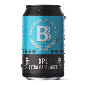 BEER SPECIAL: Barossa Valley Brewing XPL | 24 x 375ml Can Carton | 4.1% ABV