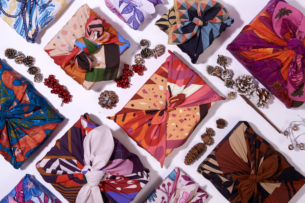 Gift wraps and greeting cards
