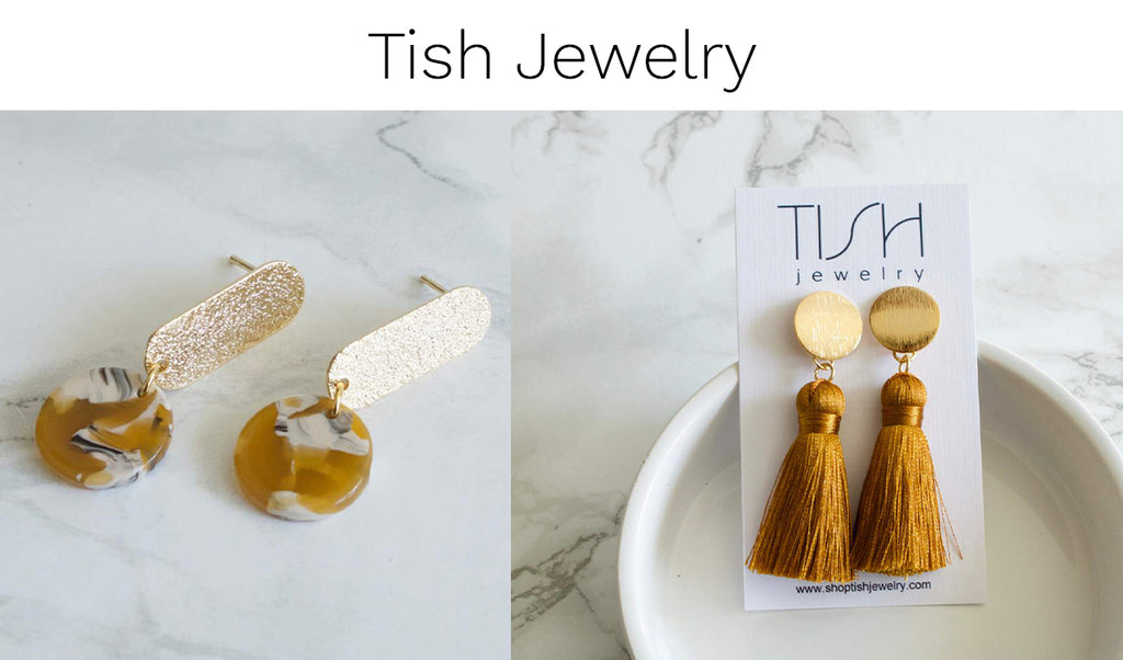 2020 Gift Guide - Part 2 - Accessories - Tish Jewelry