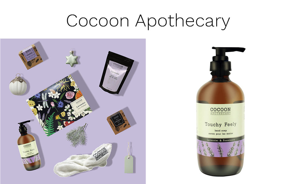 2020 shop local gift guide - skin care and wellness - seventh and oak