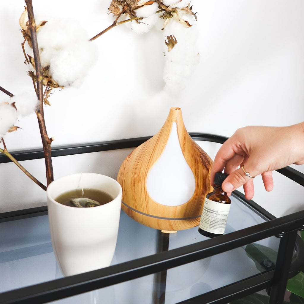 Our Favourite Essential Oil Diffuser Blends