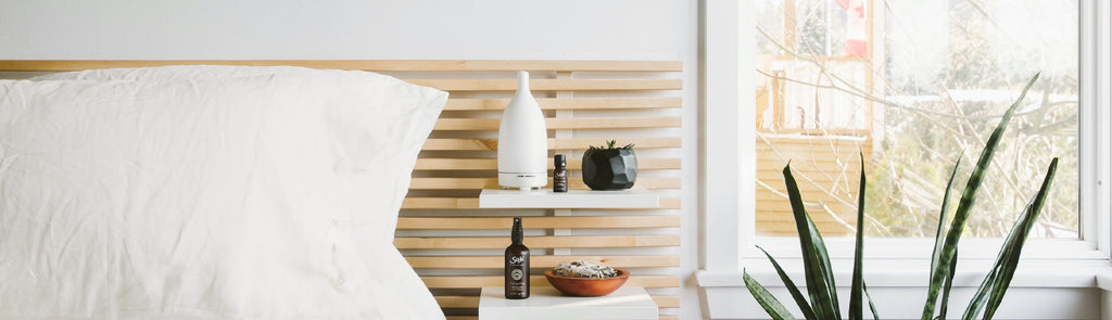 Our Favourite Essential Oil Diffuser Blends - Saje Diffuser