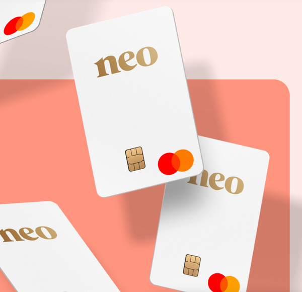 Neo Financial card - get $25 on us