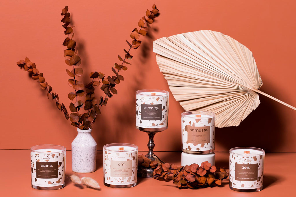 Wellness collection candles - Seventh and Oak