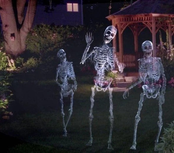 Halloween Pre-Sale 50% OFF-Halloween Holographic Projection|Free Express Shipping