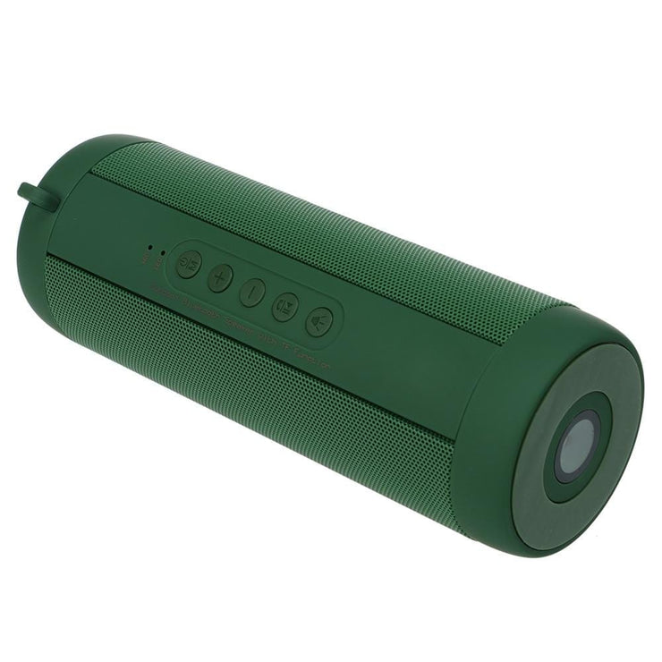 Green Waterproof Outdoor Speakers Box