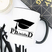 Kitchen PhinisheD - 11oz Coffee Mug - College PHD