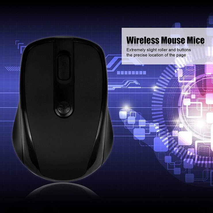 Tech Accessories Wireless Mini Mouse Optical Mouse Mice 1000 DPI