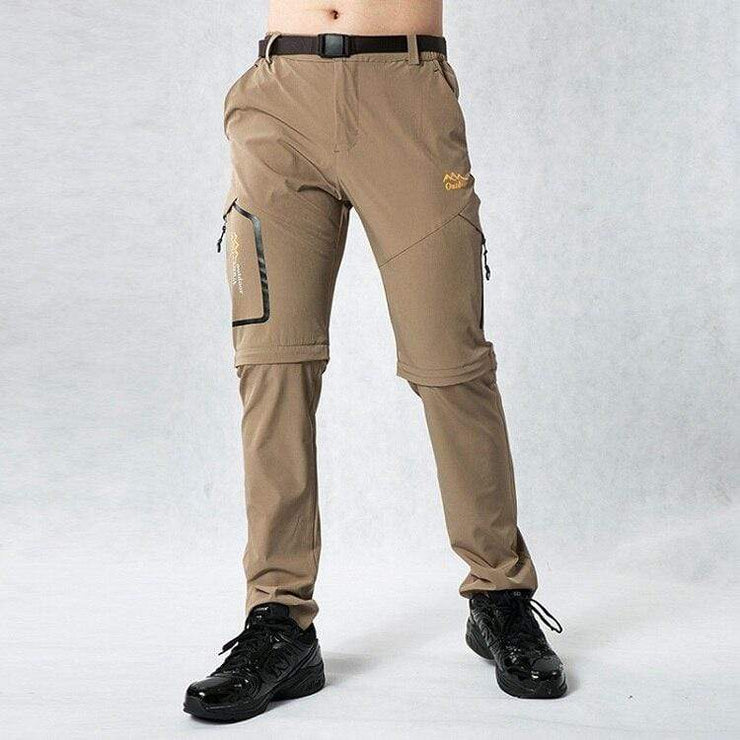 Pants Men/women Spring Summer Quick Dry Cargo Pants