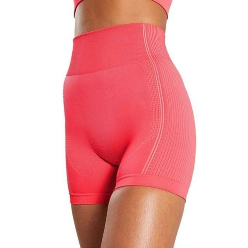 Women's Clothing L / pink / United States Seamless Yoga Shorts/Women High Waist Fitness Workout Yoga Short Pants