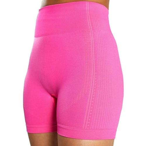 Women's Clothing L / rose red / United States Seamless Yoga Shorts/Women High Waist Fitness Workout Yoga Short Pants