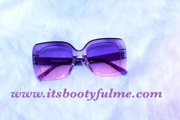 Purple Ombre Sunnies