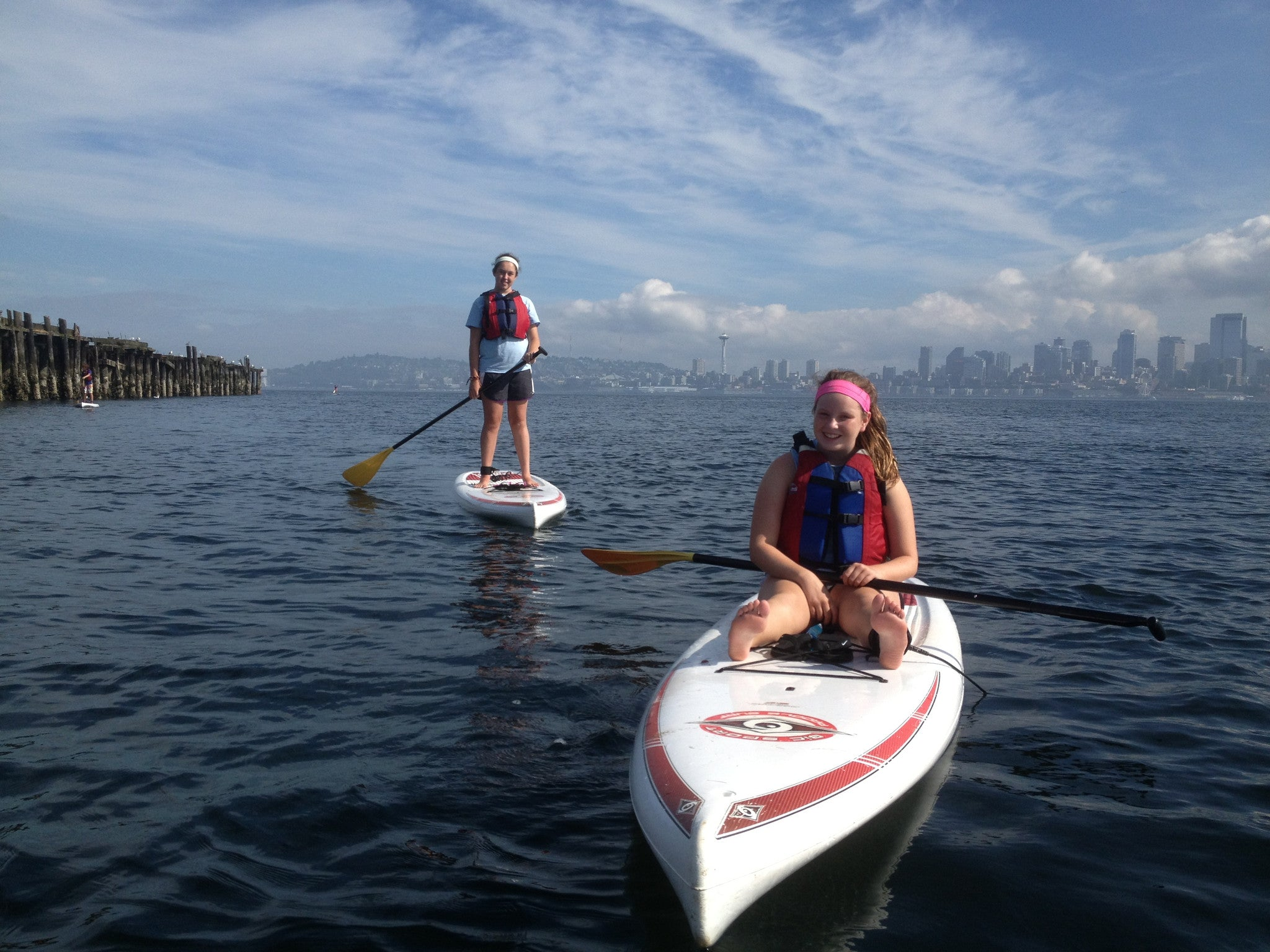 Alki Adventure Camp (weekly rate $325)  Go to reservation page for details.