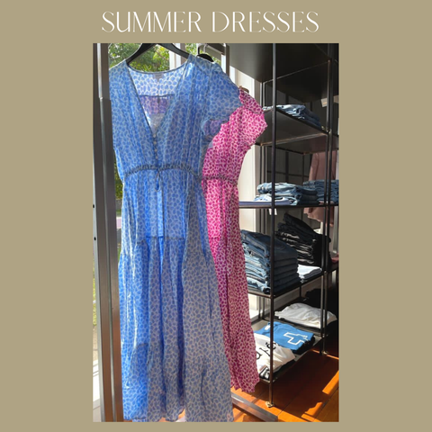 Shop Zampera Summer dresses