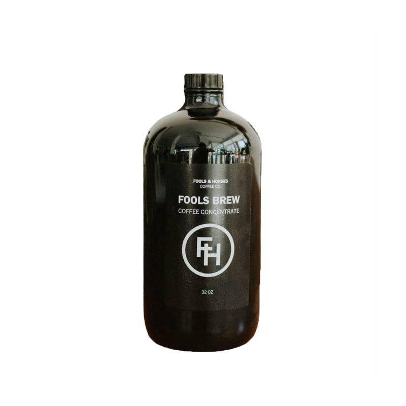 32oz F&H Fools Brew Concentrate