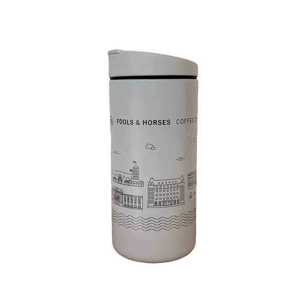 One Foolish City Tumbler 12oz