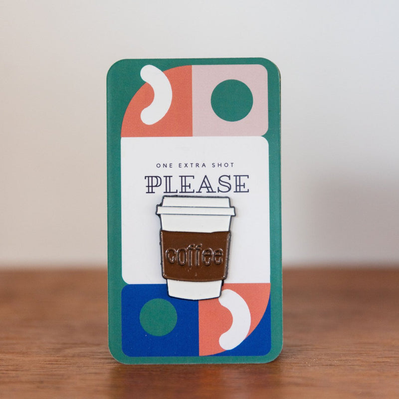 To-go Cup Pin