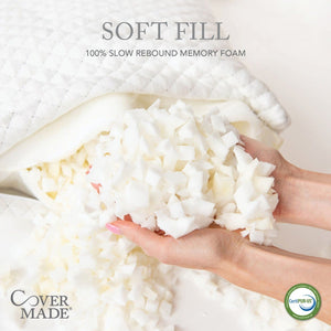Covermade Premium Memory Foam Pillow