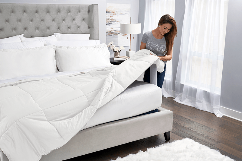 Covermade® Easy Bedmaking Comforter $20 OFF + FREE SHIPPING