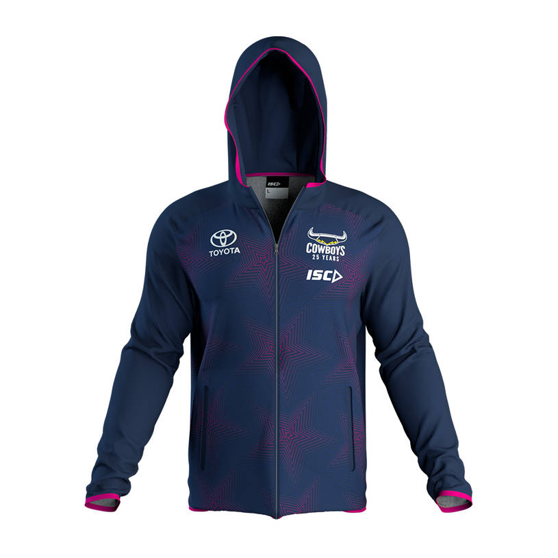 North Queensland Cowboys Team Hoodie 2020