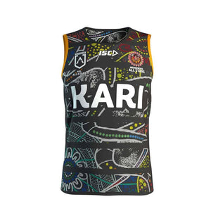All Star Indigenous Singlet 2020