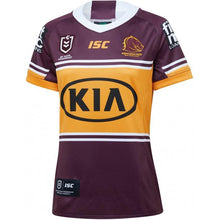 Load image into Gallery viewer, Brisbane Broncos Home Jersey Womens 2020