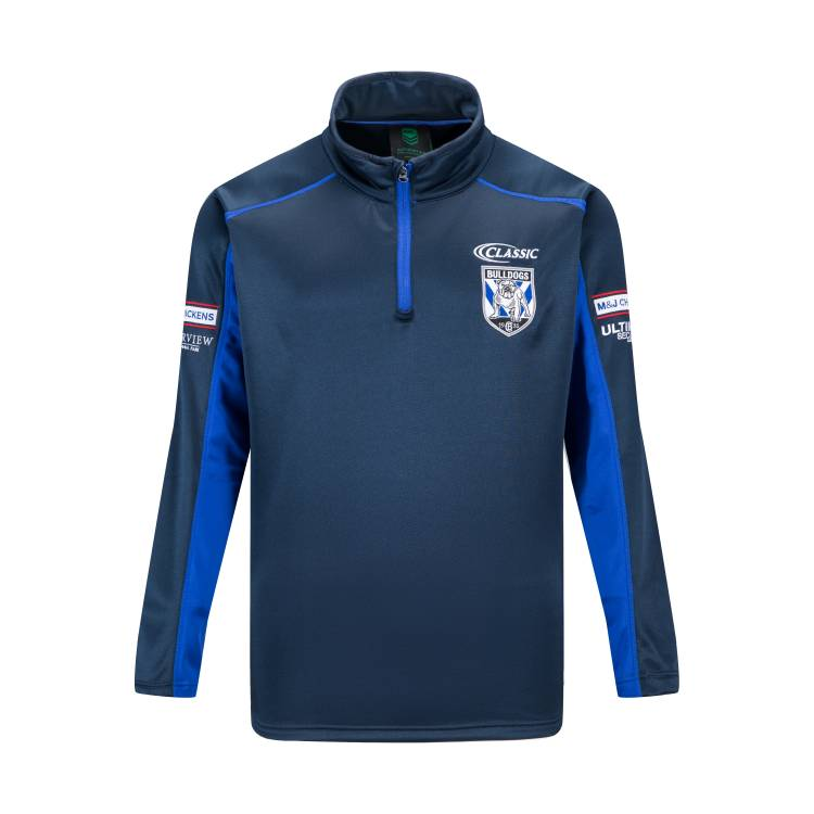 Canterbury-Bankstown Bulldogs Warm Up Fleece
